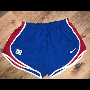 Nike Tempo Shorts New York Giants
